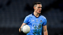 CATCHING UP: Brian Fenton has used the break from play to watch old Dublin classics from the 1970s. Photo by Sam Barnes/Sportsfile