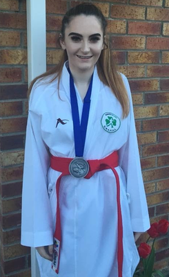 Kate represented Ireland twice last year and made it to the world championships in Tenerife in 2017.