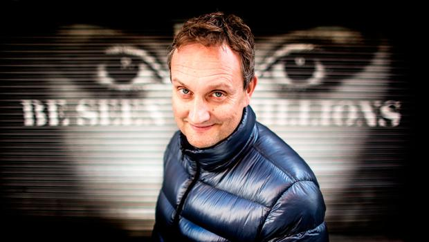 Mario Rosenstock is as charming as he is nakedly honest, raw, complex and enjoyable to be around. Photo: David Conachy