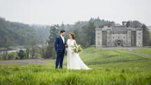 Slane Castle wedding shoot | Photography: Paul Kelly & Joe Carr, Assisted by:  Flora Guerra, Mira Killiomäki |