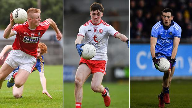 Damien Gore, Darragh Canavan and Aaron Byrne