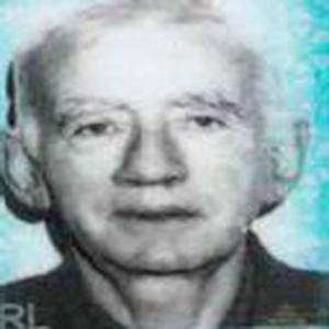 Missing man Patrick Garvey (78) from Bettystown, Co Meath  Pic: Garda Press Office