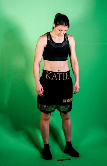 CHALLENGE: Katie Taylor puts her world title on the line in London tomorrow