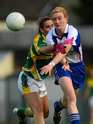 Kenneally would still love to be representing Waterford but her hectic schedule meant something had to give.
