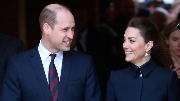 Prince William, Duke of Cambridge and Catherine, Duchess of Cambridge depart the Defence Medical Rehabilitation Centre, Stanford Hall on February 11, 2020