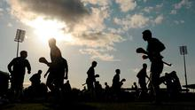 Inter-county teams can return training in September