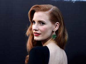 """Actress Jessica Chastain attends the premiere of Paramount Pictures' """"Interstellar"""" at TCL Chinese Theatre IMAX"""