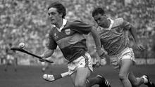 It's hard to believe 25 years have passed since Nicky English's starring role in Tipperary's All-Ireland triumph against Antrim in 1989. Photo: SPORTSFILE