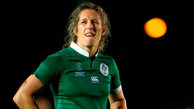 Ireland's Alison Miller. Photo: PA