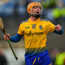 Roscommon's Cillian Egan bagged 1-1 as his side overcame Warwickshire. Photo by Piaras Ó Mídheach/Sportsfile