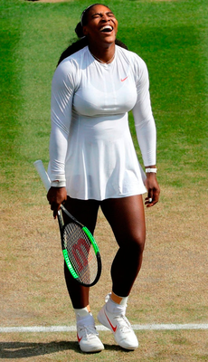 WILLIAMS: Into the final. Photo: Ben Curtis/PA