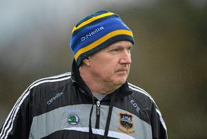 Tipperary manager Eamon O'Shea says his side are not taking the Waterford Crystal Cup too seriously