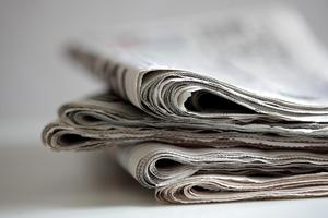 While print news needs to be celebrated for what it is, so too digital news products need to be seen for what they are (stock photo)