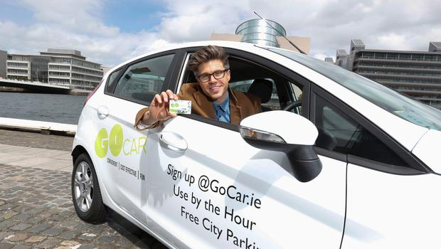 GoCar has teamed up with the Cosgrave building brothers