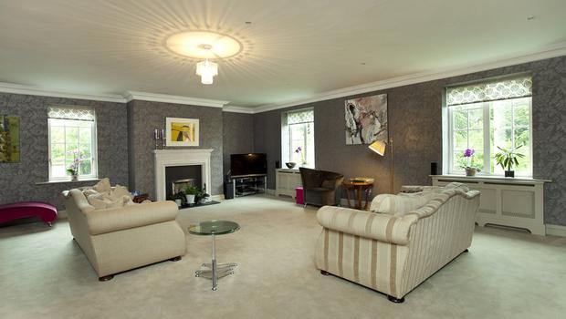 No 26 Hollybrook is a spacious four-bedroom penthouse