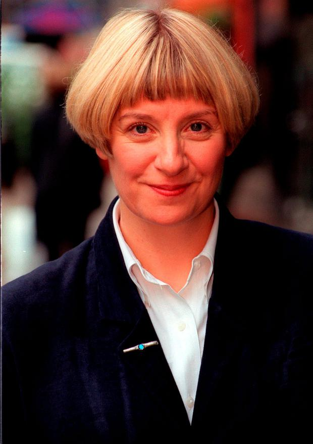 File photo dated 23/10/98 of Victoria Wood died aged 62 after a short battle with cancer Matthew Fearn/PA Wire