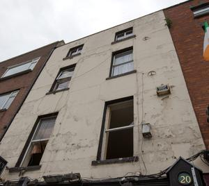 Dublin City Council sought the order in respect of the building located in located at 3 Kelly's Row, Dublin 1, and including 20 Dorset Street in Dublin's north inner city, which contains four flats.