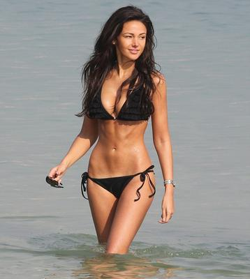 Michelle Keegan was voted the World's Sexiest Woman