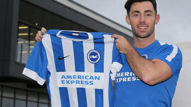 Richie Towell: 'This is probably a bedding-in period for me.'