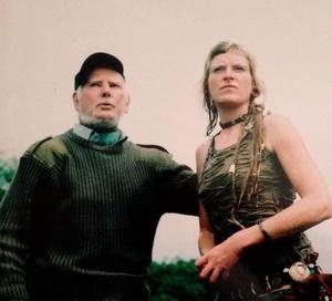 William (Bill) Comerford and his daughter Fiona.
