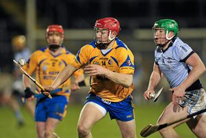 Portumna's Joe Canning in action against Na Piarsaigh's Shane Dowling