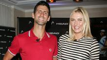 Novak Djokovic has come out in support of Maria Sharapova