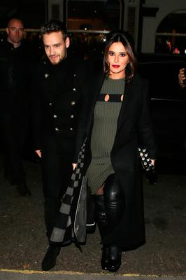Liam Payne and Cheryl arriving at The Fayre of St James's Church on November 29, 2016 in London, England.  (Photo by Mark Milan/GC Images)