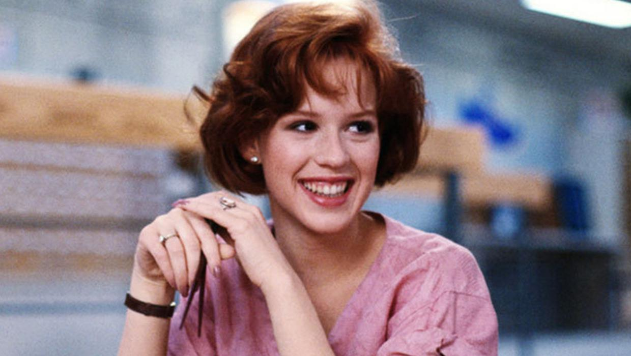 Molly Ringwald 'troubled' after reevaluating John Hughes' 80s ...