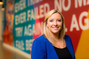 Wendy Murphy, senior HR director for EMEA at LinkedIn,says the return of skilled ex-pats to Ireland can help to solve the country's skills shortages