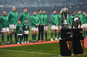 The Six Nations could be behind a paywall after the next TV negotiation. Photo by Ramsey Cardy/Sportsfile
