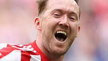 Out-of-favour Sunderland winger Aiden McGeady has moved up a division to sign a loan deal with Championship side Charlton. Photo:James Williamson/Getty Images