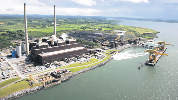 Moneypoint power station