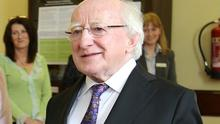 President Michael D Higgins has been urged to stand again
