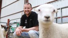 Tom Perry, who travels the world shearing sheep