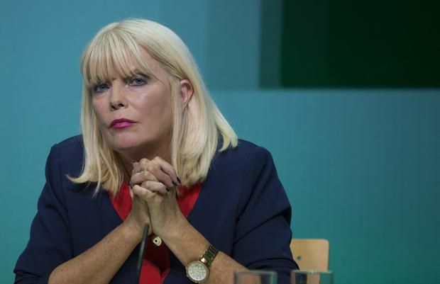 'Priority': Junior minister for higher education Mary Mitchell O'Connor. Photo: Fergal Phillips