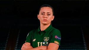 Katie McCabe. Photo: Sportsfile