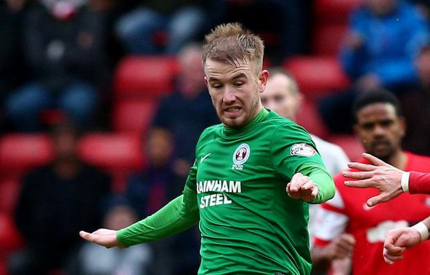 Dubliner Paddy Madden is currently at Fleetwood Town. Photo: Charlie Crowhurst/Getty Images
