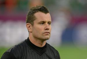 Shay Given of the Republic of Ireland
