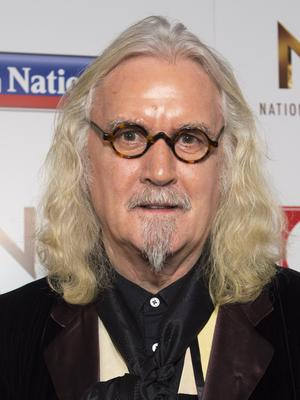 Sir Billy Connolly has reflected on his life and career in a BBC documentary (Matt Crossick/PA)
