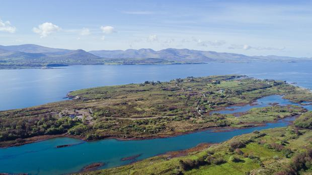 Derreennamucklagh, Tahilla, Kenmare, Co. Kerry