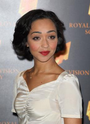 LONDON, ENGLAND - MARCH 20:  Ruth Negga attends the RTS Programme Awards at Grosvenor House, on March 20, 2012 in London, England.  (Photo by Mike Marsland/WireImage)