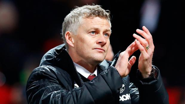CATALYST: Manchester United boss Ole Gunnar Solskjaer believes their performance against Liverpool could kick-start their season. Photo: PA