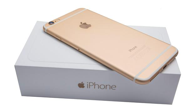 The IPhone 6 – a typical phone for the business user – is used for our guide prices