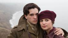 Kit Harrington and Alicia Vikander in Testament of Youth
