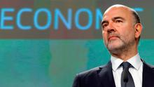 Transparency call: Moscovici. Photo: Reuters