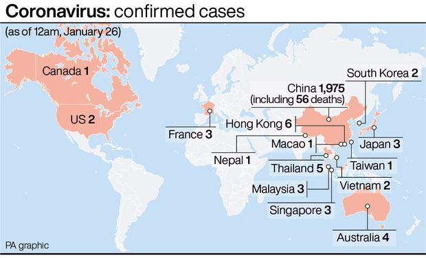 Coronavirus outbreak: U.S. citizen says she's angry and scared