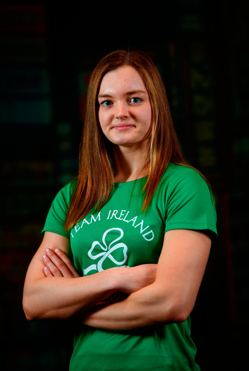 Swimmer Mona McSharry. Photo by Ramsey Cardy/Sportsfile