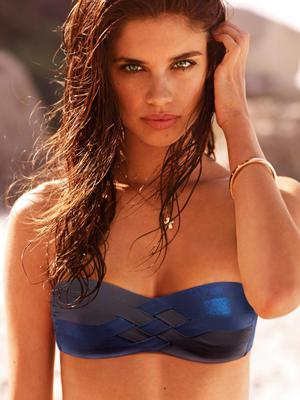 Sara Sampaio (23)  Nationality: Portuguese  Need to know: The 2014 Sports Illustrated Swimsuit Issue's 'Rookie of the Year'