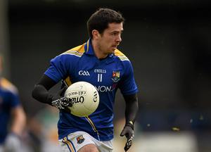 Man of the Match Francis McGee put in a terrific day at the office for Longford and registered 1-4 over the course of the game