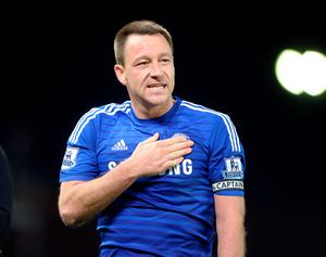Terry: 'Playing for this great club makes me so proud. And as always I would like to thank the fans who have continually supported me'